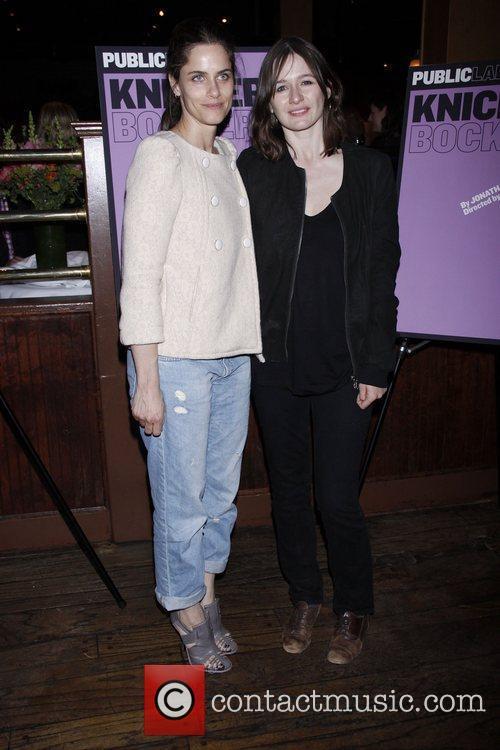 Amanda Peet and Emily Mortimer 4
