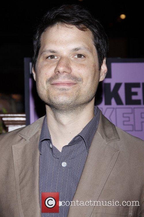 Michael Ian Black Opening night after party for...