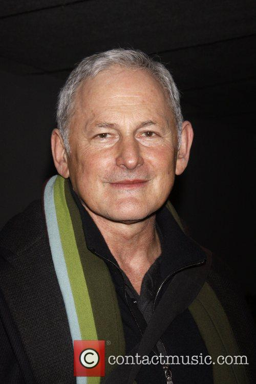 Victor Garber Backstage at The Collegiate Chorale production...