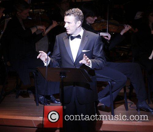 Ben Davis The Collegiate Chorale production of 'Knickerbocker...