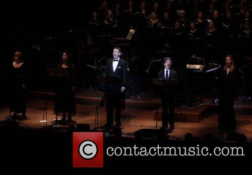 Ben Davis and Christopher Fitzgerald The Collegiate Chorale...