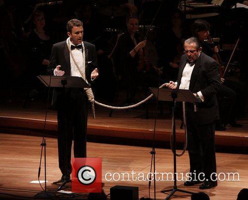 Ben Davis and Michael McCormick The Collegiate Chorale...