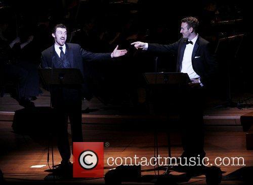 Bryce Pinkham and Ben Davis The Collegiate Chorale...