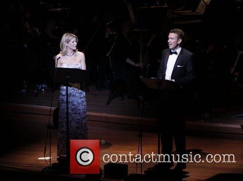 Kelli O'Hara and Ben Davis The Collegiate Chorale...