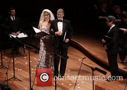 Kelli O'Hara and David Garrison The Collegiate Chorale...