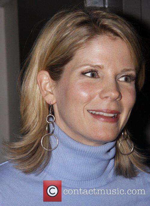 Kelli O'Hara Backstage at The Collegiate Chorale production...