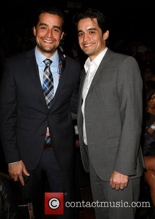 Rich and Mike Orosco Knockout Autism at Hollywood...