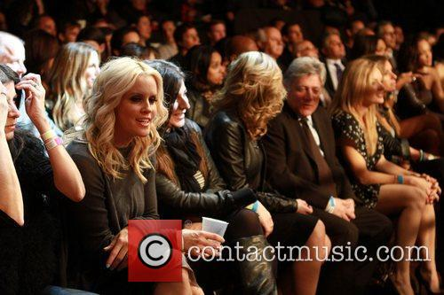 Jenny McCarthy Knockout Autism at Hollywood Fight Night...