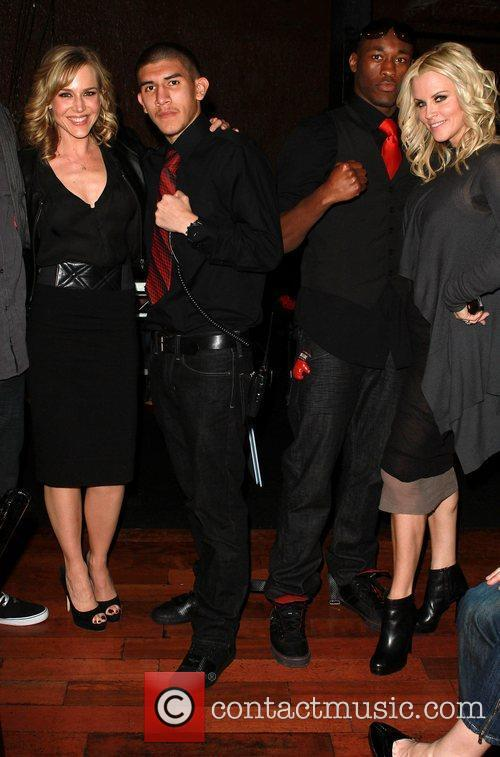 Knockout Autism at Hollywood Fight Night hosted by...