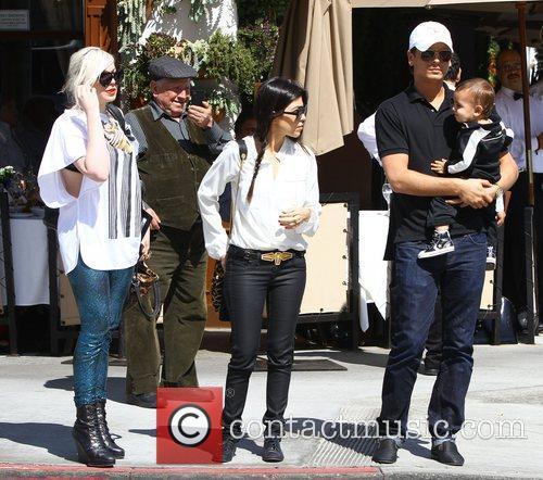 Kourtney Kardashian and La Scala 3