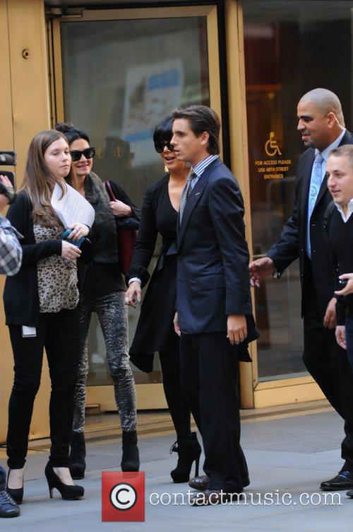kris jenner and Scott Disick 12