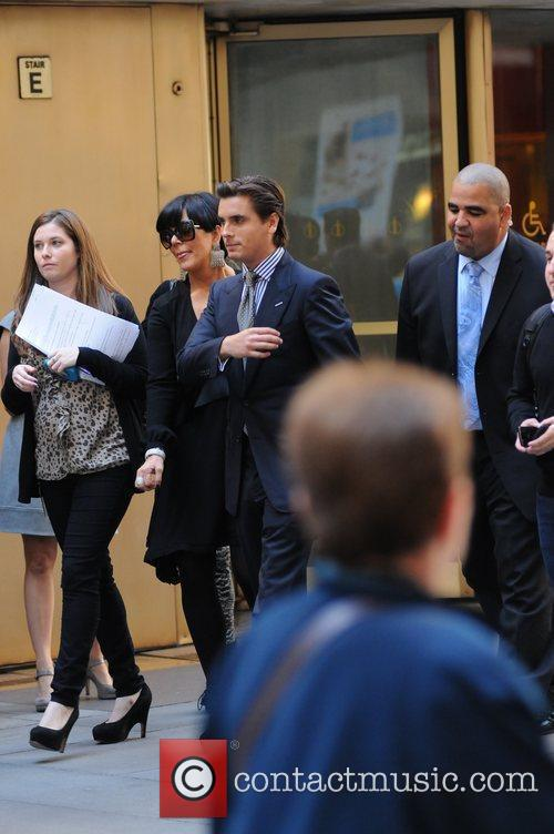 kris jenner and Scott Disick 26