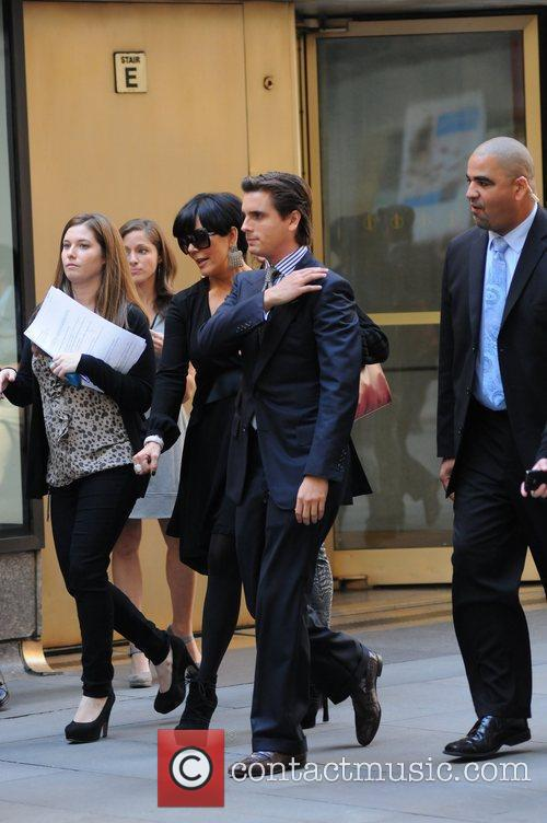 kris jenner and Scott Disick 13