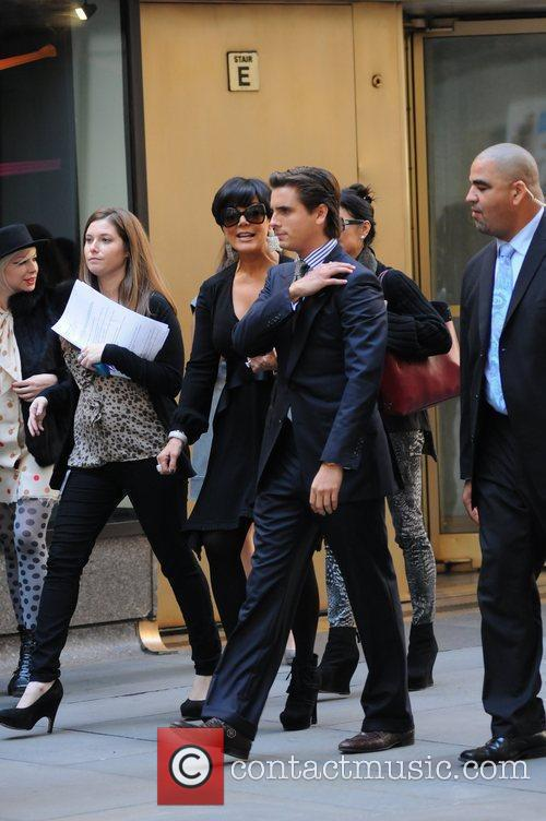 kris jenner and Scott Disick 21