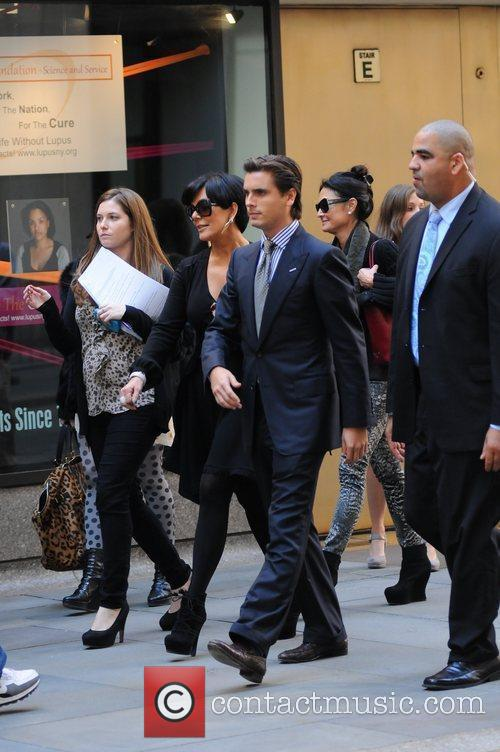 kris jenner and Scott Disick 17