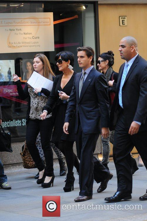 kris jenner and Scott Disick 23