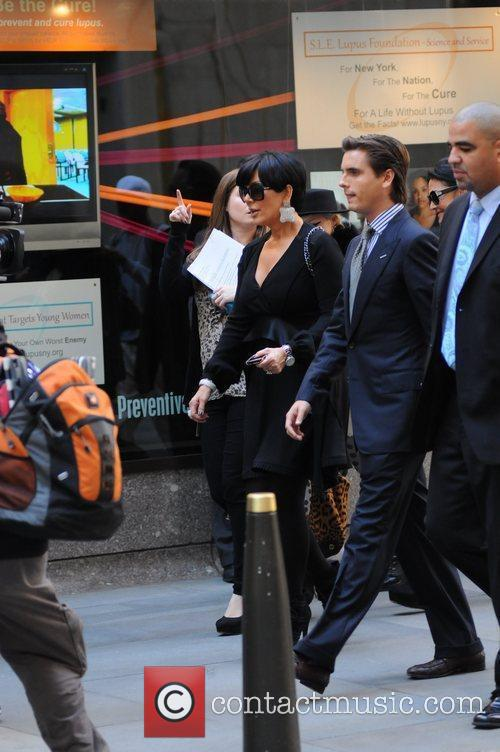 kris jenner and Scott Disick 29