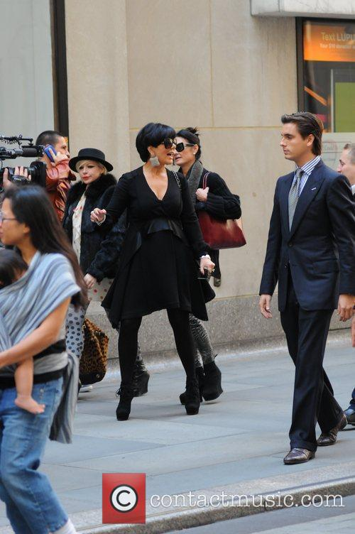 kris jenner and Scott Disick 27