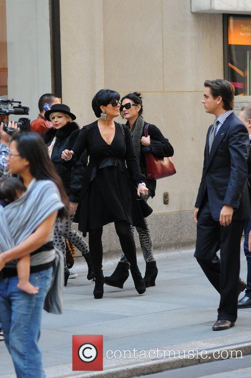 kris jenner and Scott Disick 25
