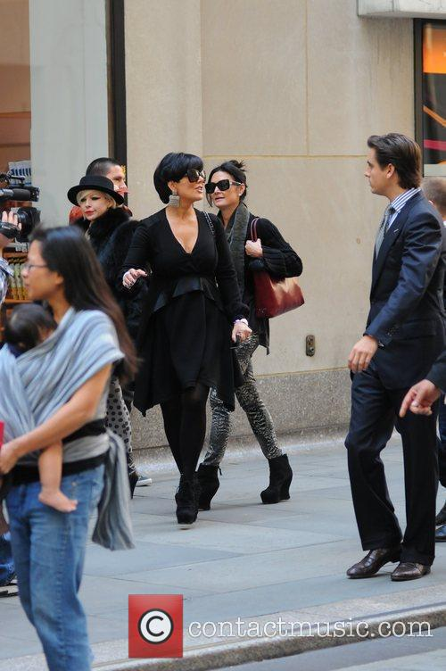 kris jenner and Scott Disick 11