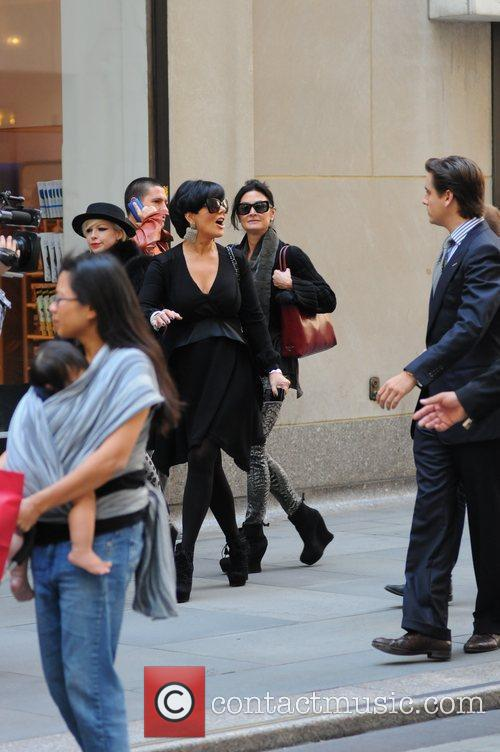 kris jenner and Scott Disick 15