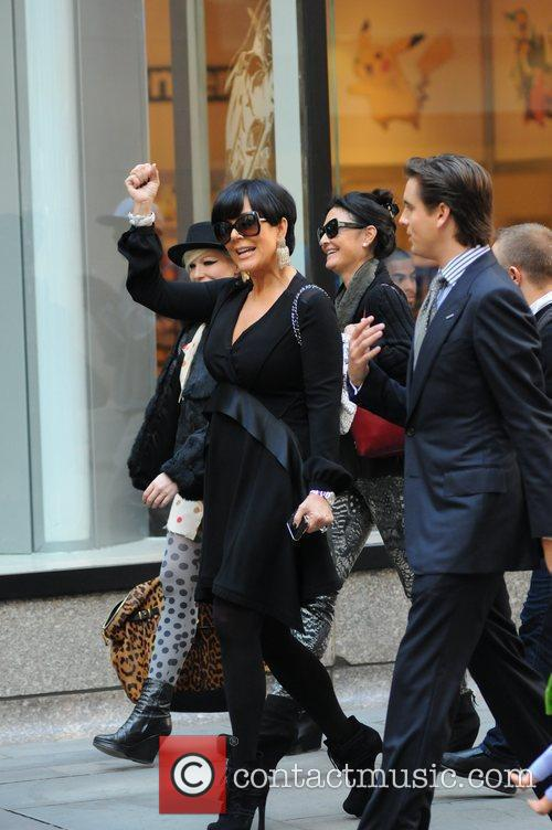 kris jenner and Scott Disick 16