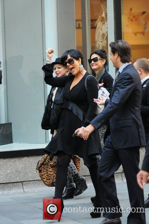 kris jenner and Scott Disick 24