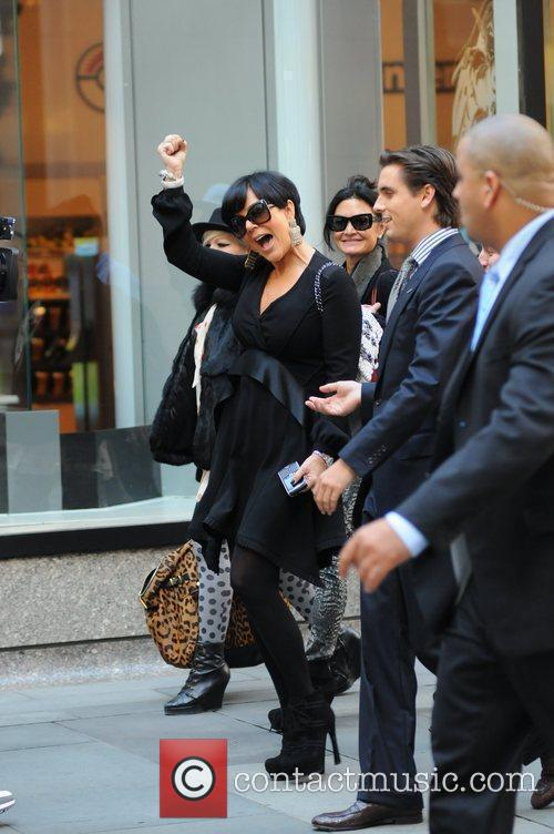kris jenner and Scott Disick 19