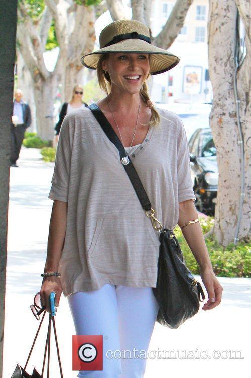 Kristin Cavallari out shopping on Robertson Boulevard Los...