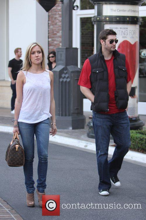 Kristin Cavallari seen shopping at The Grove in...