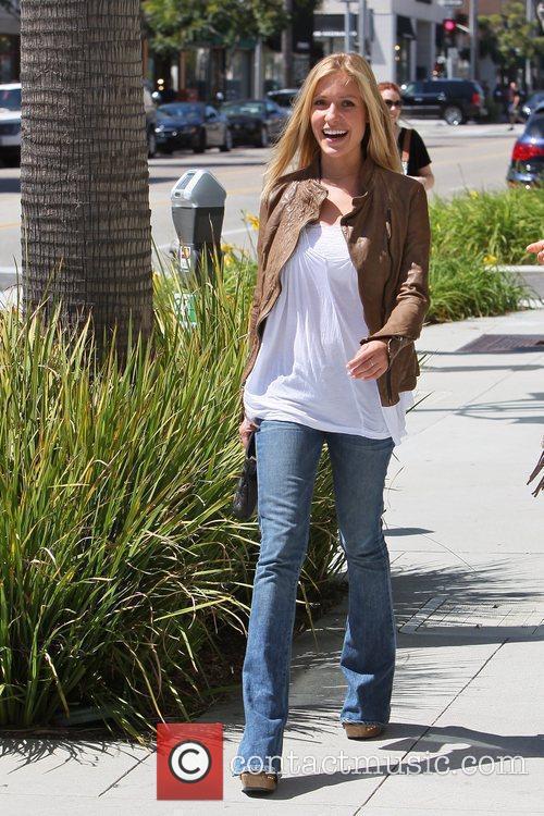 Kristin Cavallari  leaving Jack n' Jill's of...