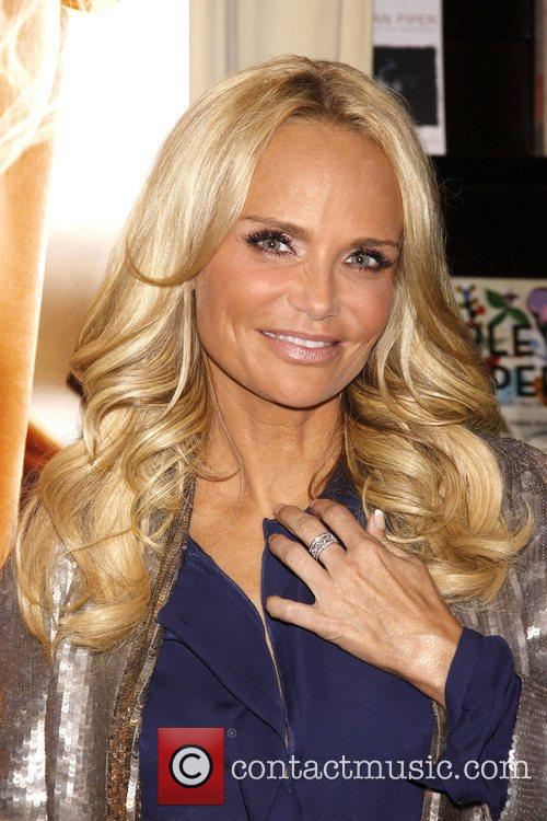 Kristin Chenoweth  signs copies of her new...