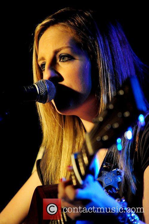 Kristy Gallacher  (vocals & guitar) supports David...