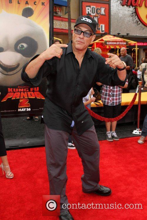 Los Angeles premiere of 'Kung Fu Panda 2'...