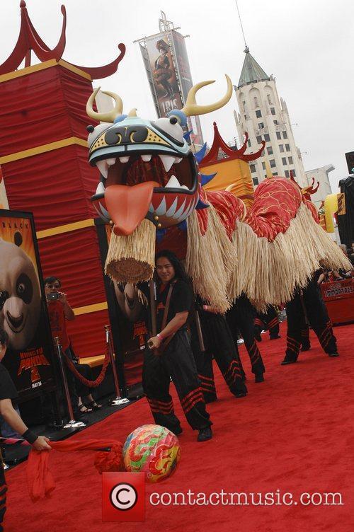 Atmosphere  Los Angeles premiere of 'Kung Fu...