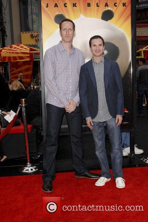 Glenn Berger, Jonathan Aibel  Los Angeles premiere...