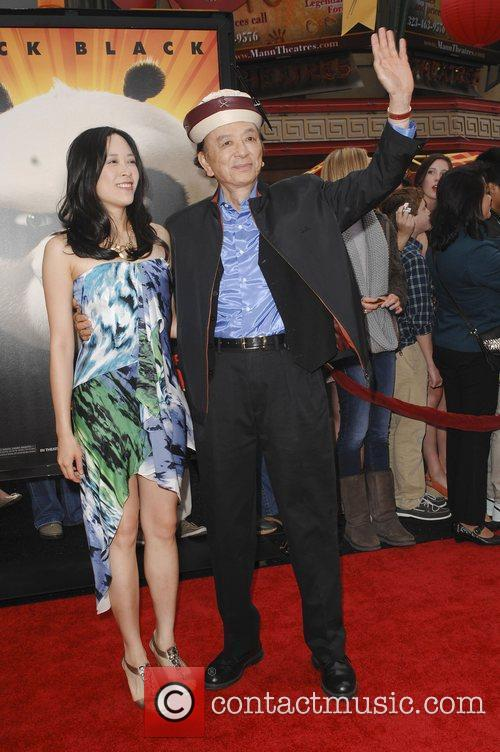 James Hong  Los Angeles premiere of 'Kung...
