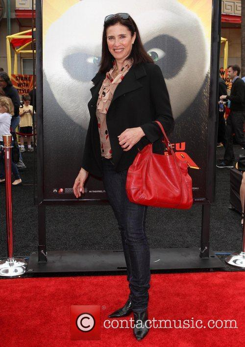 Mimi Rogers Los Angeles premiere of 'Kung Fu...