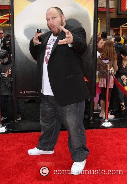 Stephen Kramer Glickman Los Angeles premiere of 'Kung...