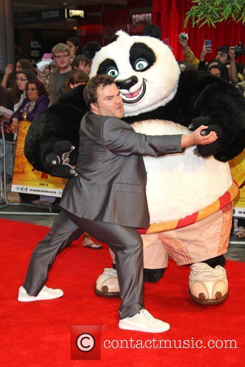 Kung Fu Panda 2 premiere held at Westfield...