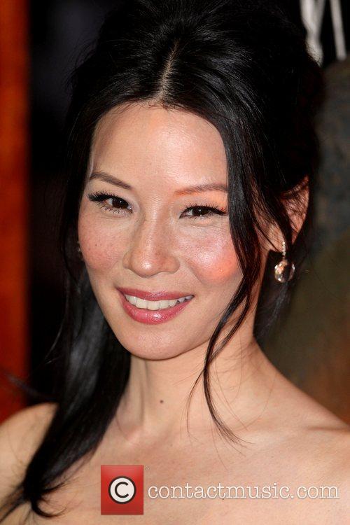 Lucy Liu The Australian premiere of 'Kung Fu...