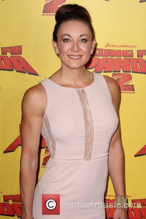 Michelle Bridges The Australian premiere of 'Kung Fu...