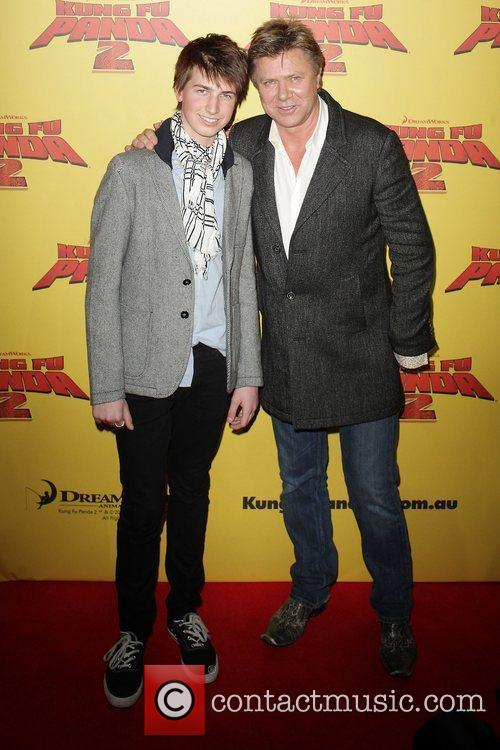 Richard Wilkins and Christian Wilkins The Australian premiere...