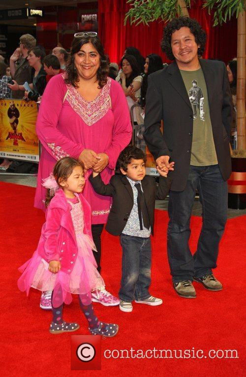 Gurinder Chadha and Paul Mayeda Berges