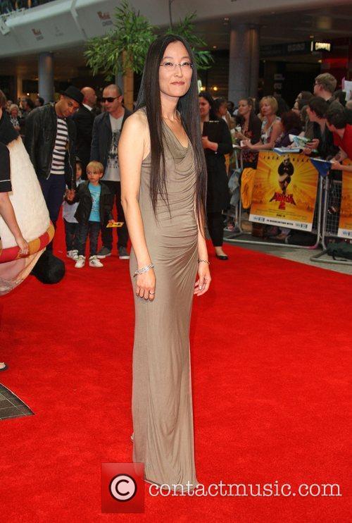 Kung Fu Panda 2 premiere at Westfield -...