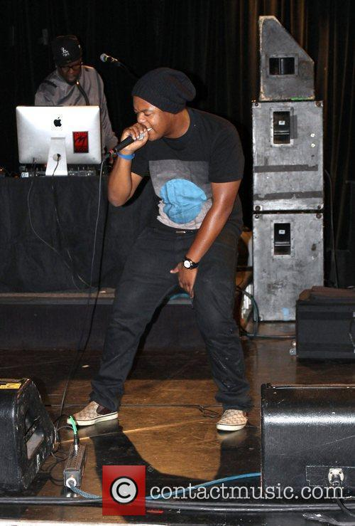 kyle massey performs with his brother christopher 3579029