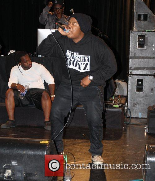 kyle massey performs with his brother christopher 3579034