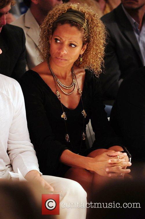 Michelle Hurd  attend the L*SPACE BY MONICA...