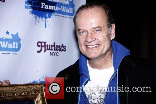 Kelsey Grammer After party celebrating the final performance...
