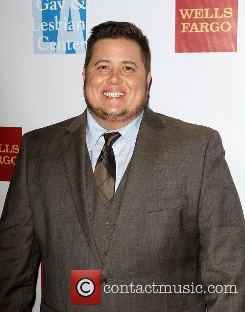 Chaz Bono at the L.A. Gay and Lesbian...